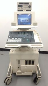 Philips Hdi 5000 Ultrasound W 3 Probes c7 4 C9 5 L12 5