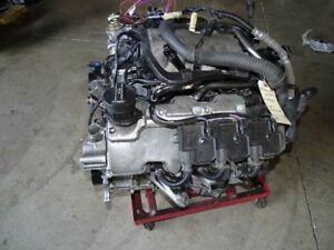 03 05 Mercedes Clk320 3 2l Engine Motor Assembly 209 Type Need New Water Pump