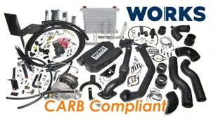 Works Fr S Brz Stage 2 Turbo Kit Calibrated Kit Carb Compliant