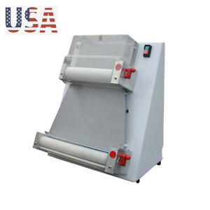 Automatic Electric Pizza Dough Roller Sheeter Machine Pizza Making Machine