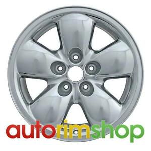 New 20 Replacement Rim For Dodge Ram 1500 2002 2003 2004 Wheel 2167 Chrome
