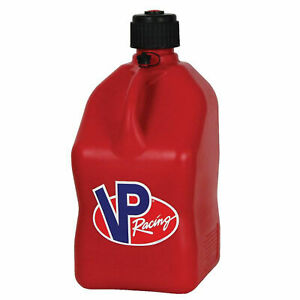 Vp Racing 5 Gallon Motorsport Racing Fuel Container Utility Jug Gas Can Red