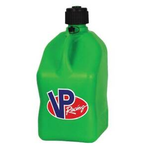 Vp Racing 5 Gallon Motorsport Racing Fuel Container Utility Jug Gas Can Green