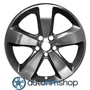 New 20 Replacement Rim For Jeep Grand Cherokee Wheel Machined With Charcoal