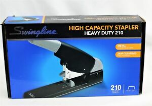 Swingline High Capacity Stapler Heavy Duty 210