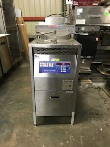 Late Model 2018 Broaster 1800gh Pressure Fryer