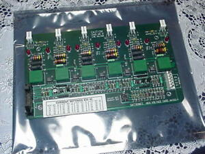 Saftronics Aa1022 1 High Voltage Card Circuit Board Used Electrical Supply Spare