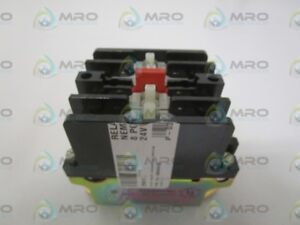 Allen Bradley 700 n800a24 Ser C Control Relay as Pictured New No Box