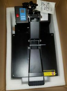110v Used 15x15inch Digital Heat Press T shirt Transfer Vinyl Garment Machine