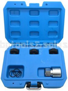 Wheel Stud Thread Restorer Kit Reverse Action Auto Car Repair Damaged Adjustable