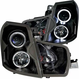 Anzo 121415 Headlight For 2003 2007 Cadillac Cts Sedan Left And Right With Bulb