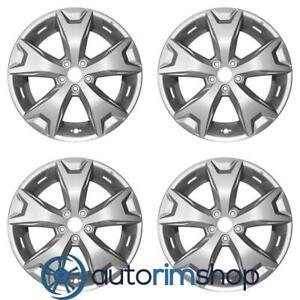 New 17 Replacement Wheels Rims For Subaru Forester 2014 2016 Set
