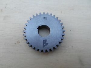 South Bend Heavy 10 Lathe 32 T Change Gear b