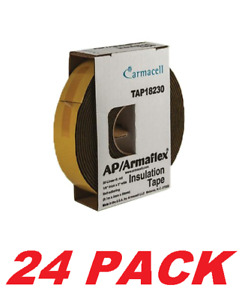 Armacell Tap18230 Ap Armaflex Insulation Tape 2 W X 30 Ft case 24 Made In Usa