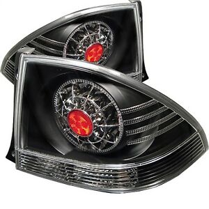 Spyder Auto 5005809 Led Tail Lights Fits 01 05 Is300
