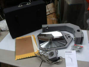 Apollo Cobra Portable Overhead Projector With Carrying Case New Lamp