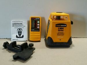 Lasermark Lmh C Series Cst Berger Automatic Self leveling Rotary Laser Used