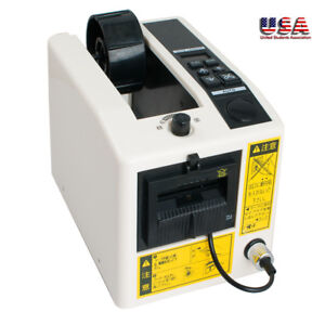 Tape Cutter Machine Automatic Tape Adhesive Dispensers Packaging Dispenser