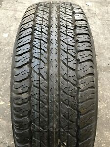 One Nice Used Tire P255 70r16 111t Dunlop Grandtrek At20