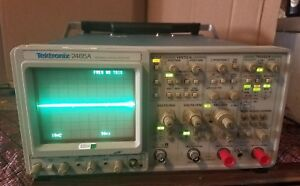 Tektronix 2465a 4 Channel 350mhz Oscilloscope