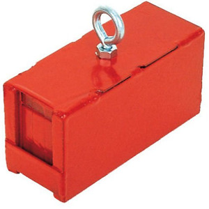 Heavy duty Retrieving And Holding Magnet 5 Length 2 Width 2 Height With Ey