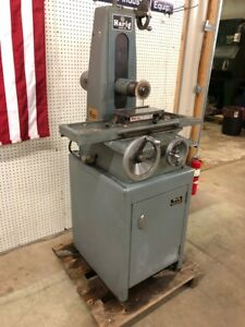 Harig Super 612 Surface Grinder