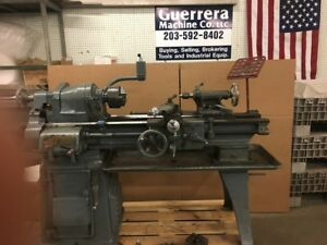 13 South Bend Lathe