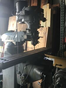Alliant Milling Machine