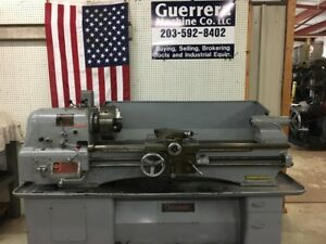 Clausing colechester 15 X 48 Engine Lathe In Excellent Condition