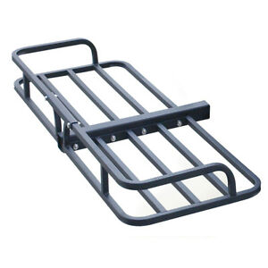 Cargoloc 32500 2 Rooftop Car Suv Cargo Luggage Trailer Hitch Mount Carrier