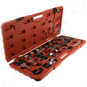 Pro 34pcs Diesel Petrol Master Engine Timing Tools Set Kit For Vw Audi Skoda