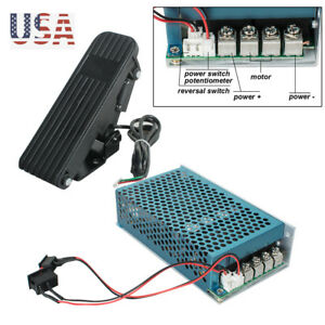 Footboard Hall 10 50v 100a Reversible Pwm Dc Motor Speed Controller Soft Start