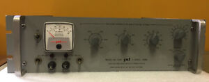 Power Design Hv 1544 Precision High Voltage Power Supply For Parts Repair