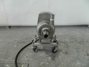 Abb Motors Centrifugal Pump Stainless Steel