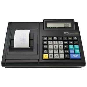 Royal 82175q 100cx Portable Electronic Cash Register