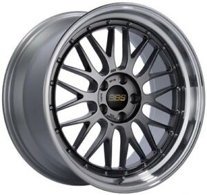 Bbs Wheels Rim Lm 19x8 5 5x112 Et32 Pfs Diamond Black