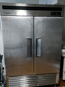 Commercial Two Door Freezer Reach Local Pickup Only