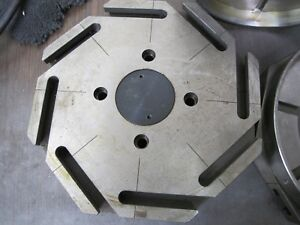 Hardinge Cnc 8 Place Tool Holder Turret 10mm