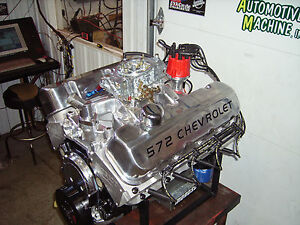Bbc 572 Chevrolet Chevy Turn Key Engine 720 Hp 572 Cubic Inches Monster Torque
