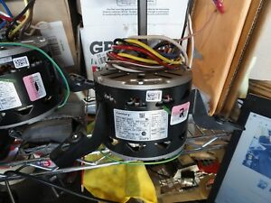 Direct Drive Blower Motor Century 2cdt9 F48z16a01 2 Free Priority Mail Ship
