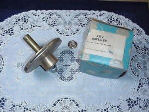 Goulds 2 K 2 Brass Well Pump Impeller For Series Bf03 Figure 3680 71583 New