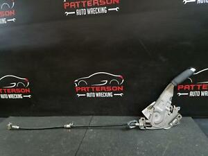 2008 Chevy Corvette Parking Emergency Brake With Cable