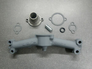 401 425 Buick Nailhead Water Crossover Manifold With Top 59 60 61 62 63 64 65 66