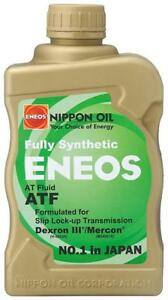 Eneos Automatic Transmission Fluid Atf Dexron Iii Mercon 6 Quarts