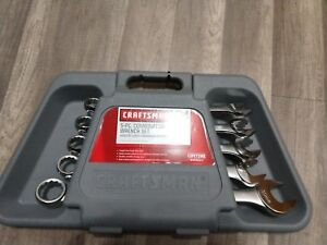 Craftsman 12 Point Large 5 Pc 22 23 24 25 30mm Metric Combination Wrench Set