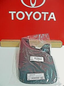 Toyota Tacoma fits 2005 2015 Mudflap Left Front Only New Oem 76622 04102