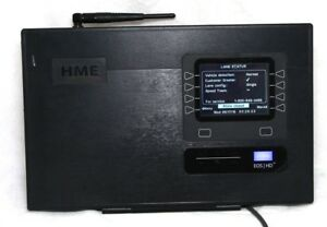 Hme Eos Hd High Definition Audio Drive Thru Wireless Intercom Base 6200 ac Cord