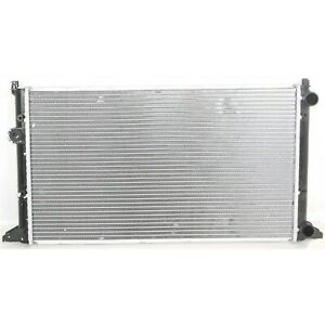 Radiator For 93 99 Volkswagen Jetta Golf 4cyl Engines