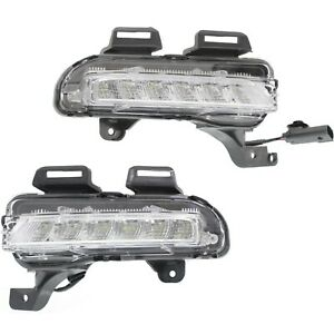 Driving Light For 2015 Chevrolet Cruze With Rs Package Set Of 2 Lh And Rh