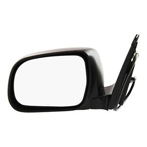 Power Heated Side View Mirror Driver Left Lh For Lexus Rx330 Rx350 Rx400h